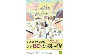 Concours de la BD scolaire du festival d'Angoulême: Poinca à l'honneur