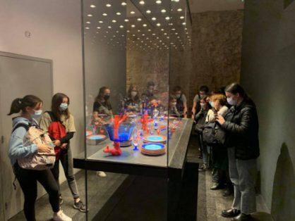 Reprise des sorties culturelles pour les élèves d'Histoire des arts de Poinca !