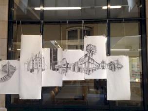Atelier de sensibilisation à l'architecture 2015-2016  « Mises en Perspectives »