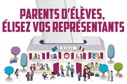 Élection des représentants des parents d'élèves au Conseil d'Administration 2021/2022.