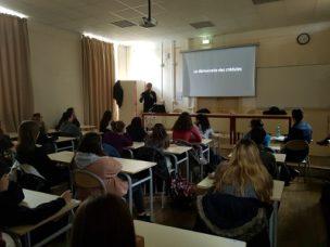 Conférence «théories du complot et crédulité» au LHP