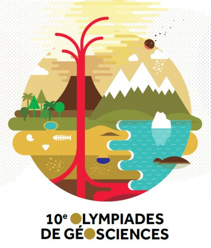 Félicitations aux lauréats des olympiades des géosciences.