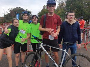 Championnat départemental de run and bike 2021